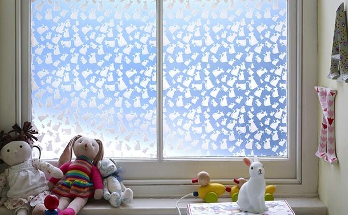 40 Ideen Für Schöne Kinderzimmer Fensterdeko ...