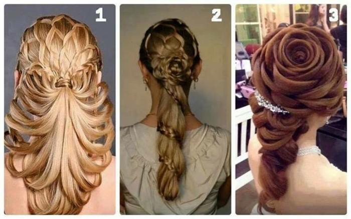 silvester-frisuren-ausgefallene-haarfrisuren-fuer-frauen