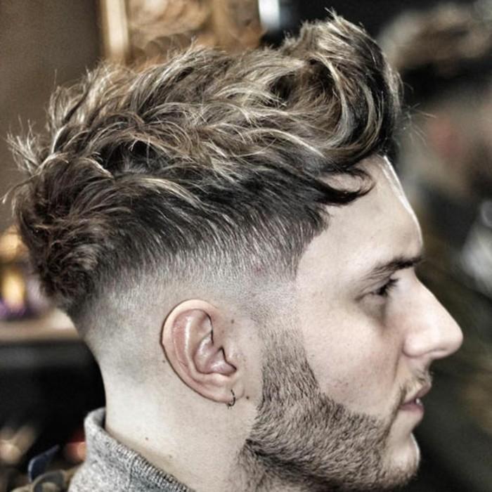 Trendfrisuren Für Männer Aktuelle Haarschnitte Für 2017 Archzinenet