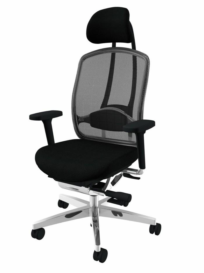 bueromoebel-ergonomischer-schwarzer-buerostuhl