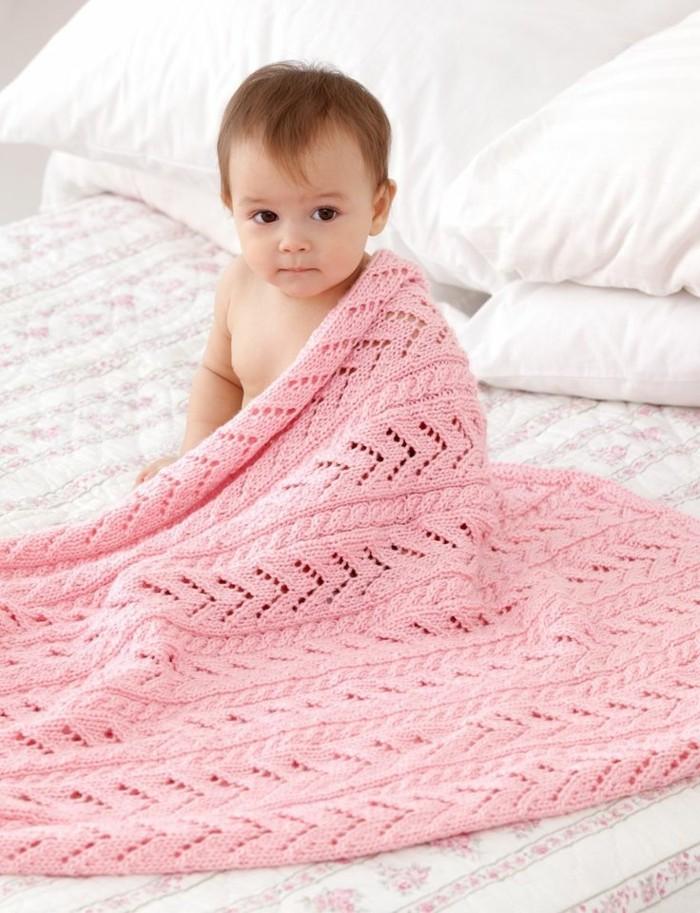 Über 40 einmalige Vorschläge zum Babydecke häkeln - Archzine.net