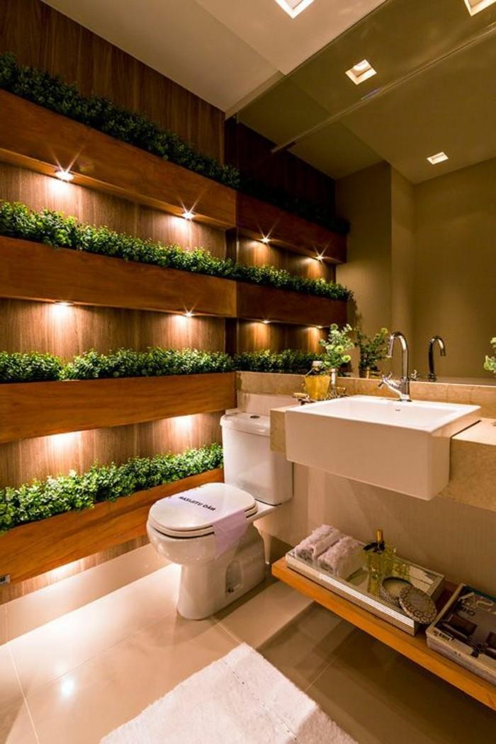 badezimmer-deko-badezimmer-gestalten-mit-holz-und-pflanzen