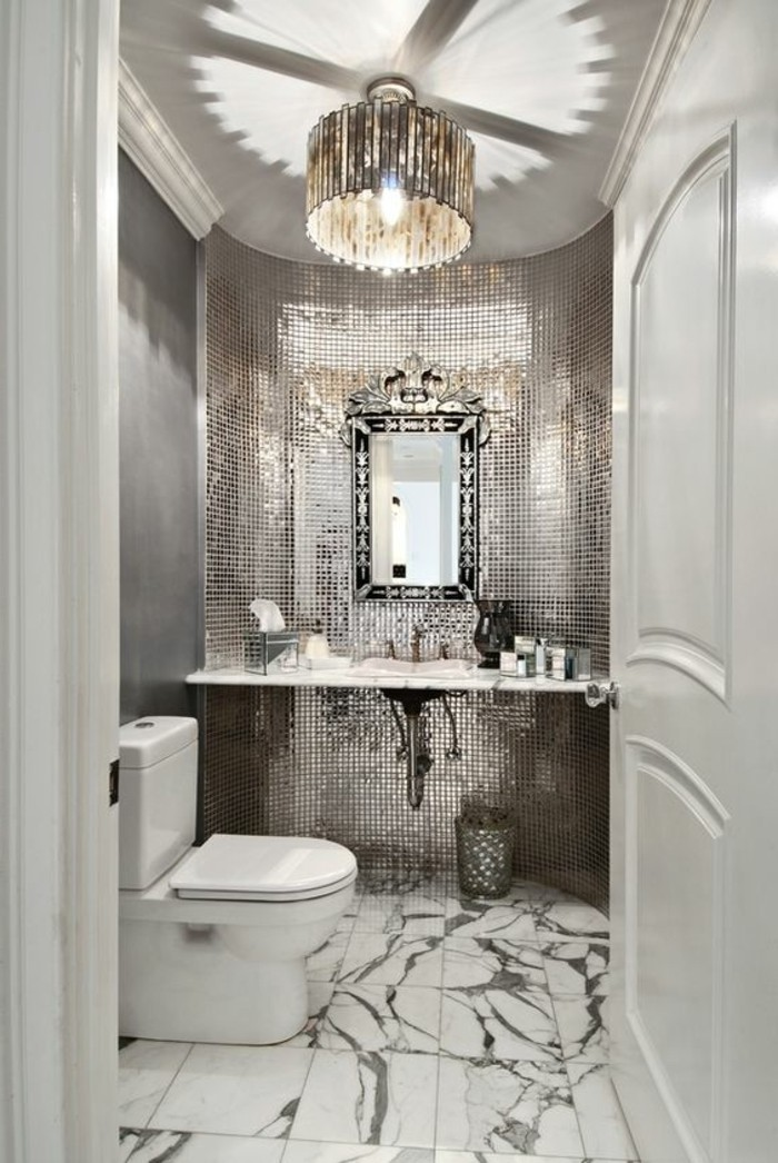 badezimmer-deko-badezimmer-gestalten-mit-mosaik-fliesen-in-silbern
