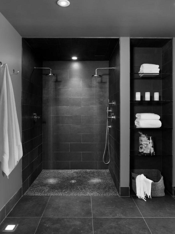 Badgestaltung Ideen Bader Ideen Badezimmer In Schwarz Und