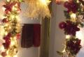 Lustiges Girlande Basteln für weihnachtliche Deko!