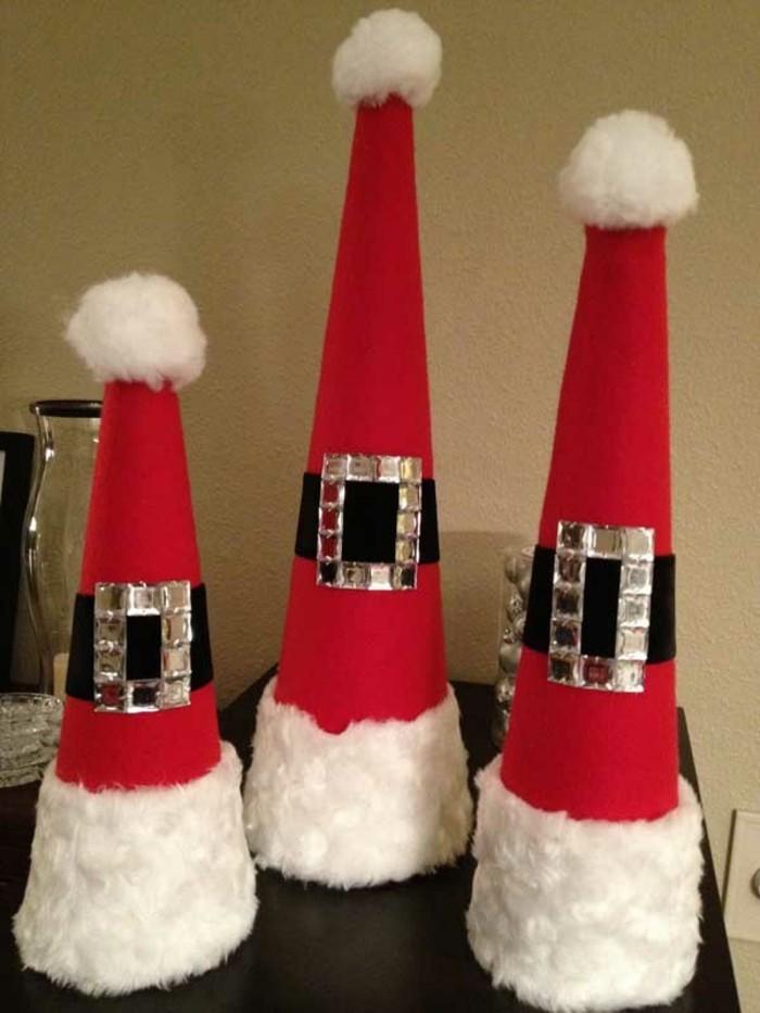 basteltipps-fur-weihnachten-drei-hüte