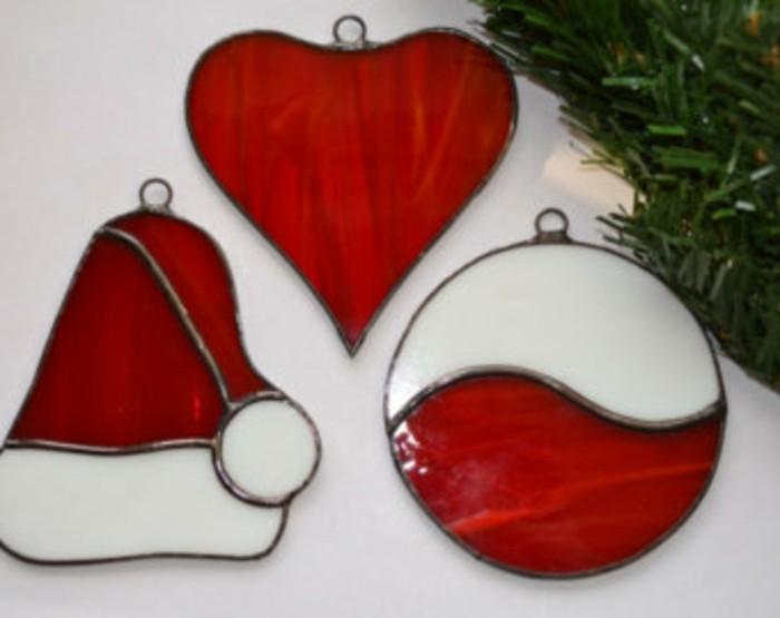 baumschmuck-weihnachten-christbaumkugeln-glas-herz-glas-hut-weihnachtsmann-glas-deko