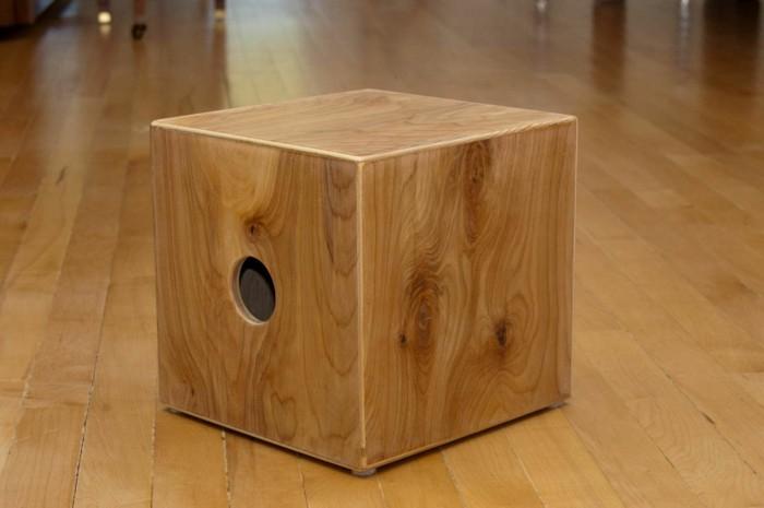 cajon selber bauen 45 ideen und bauanleitungen. Black Bedroom Furniture Sets. Home Design Ideas