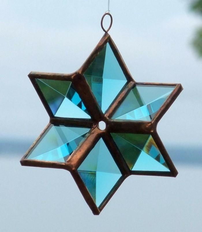 christbaumschmuck-glas-kristallstern-blaues-glas-3d-effekt-weihnachtsschmuck-glas