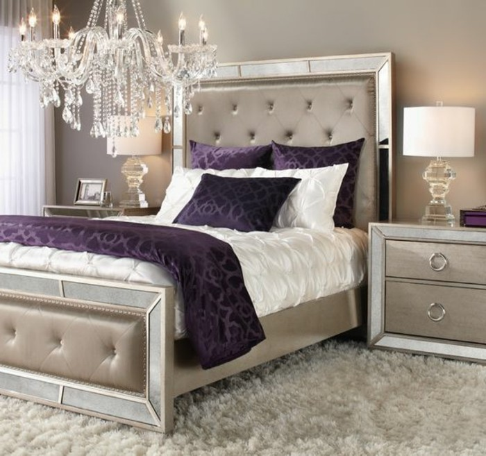 schlafzimmer dekorieren gestalten sie ihre wohlf hloase. Black Bedroom Furniture Sets. Home Design Ideas