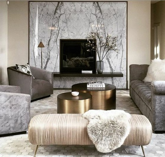 awesome wohnzimmer beige grau pictures - house design ideas ... - Wohnzimmer Beige Grau