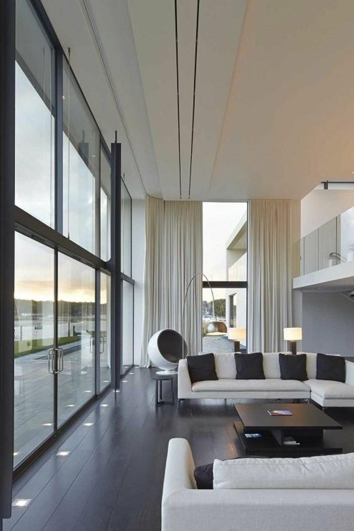 designer-wohnzimmer-in-dunkle-grau-und-weis-gestalten
