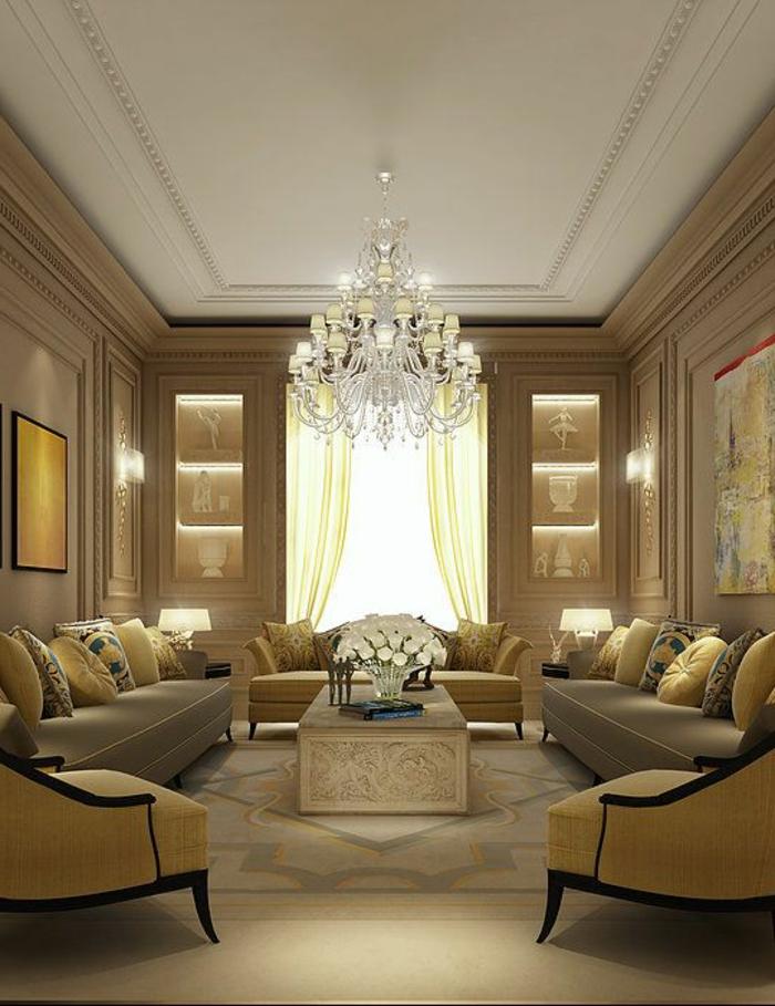 designer-wohnzimmer-in-gelbe-und-champagne-gestalten
