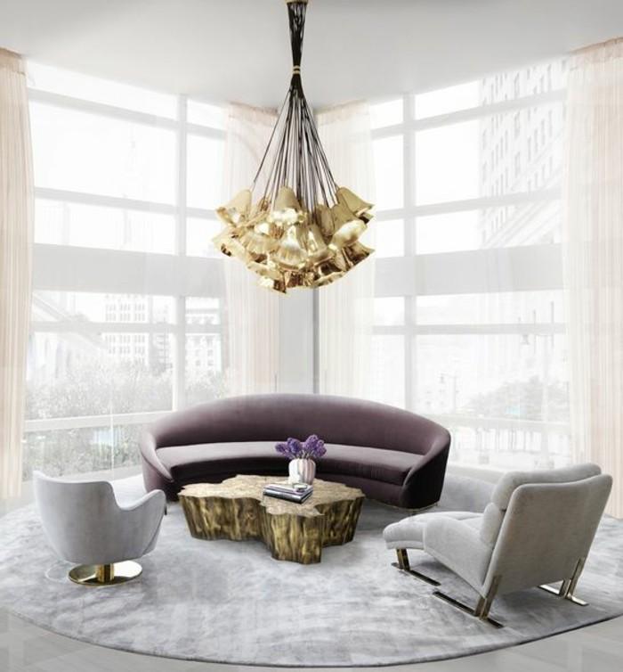 Designer Wohnzimmer Die Ihnen Eine Vorstellung Verschaffen