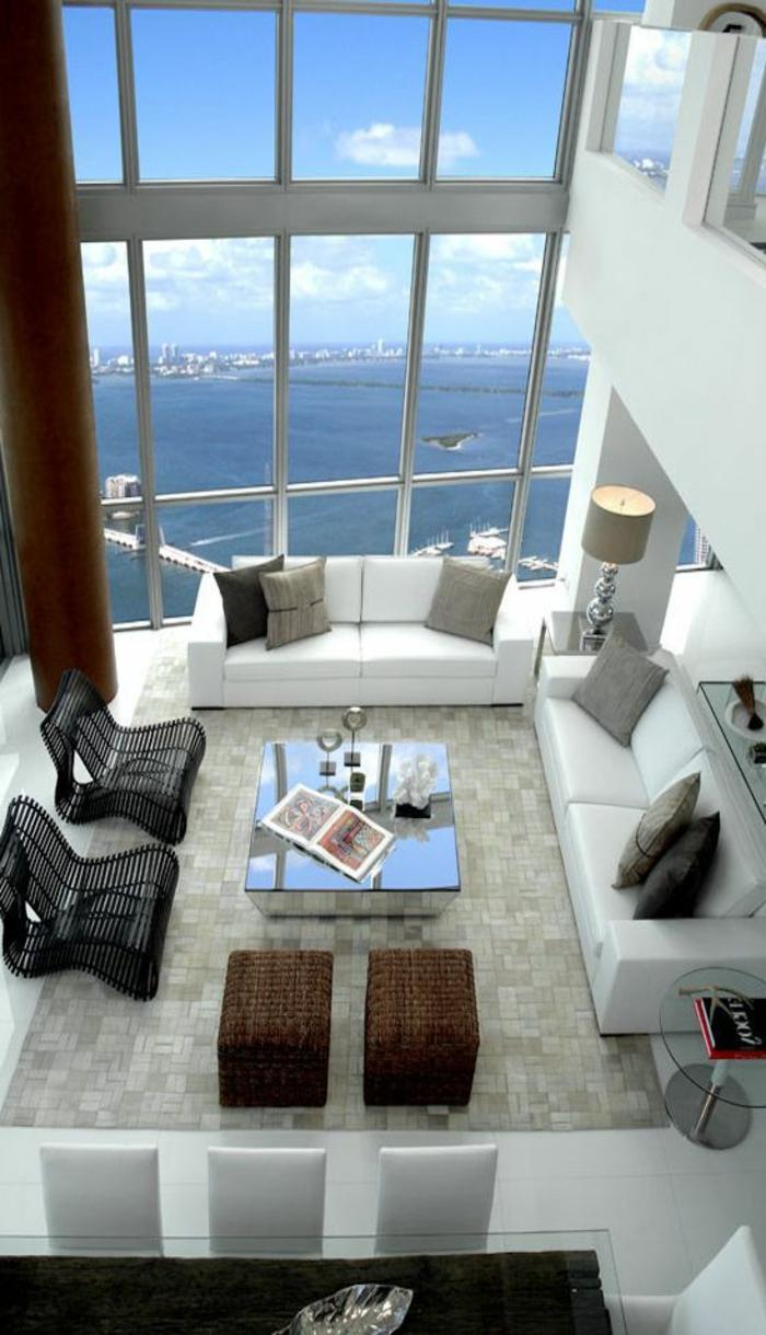 Designer Wohnzimmer U2013 60 Aktuelle Beispiele Für Designer Wohnzimmer ...