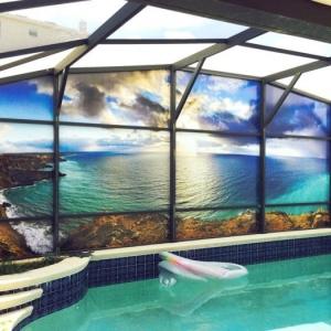Sichtschutz aus Glas - die neusten Tendenzen in 49 Bilder