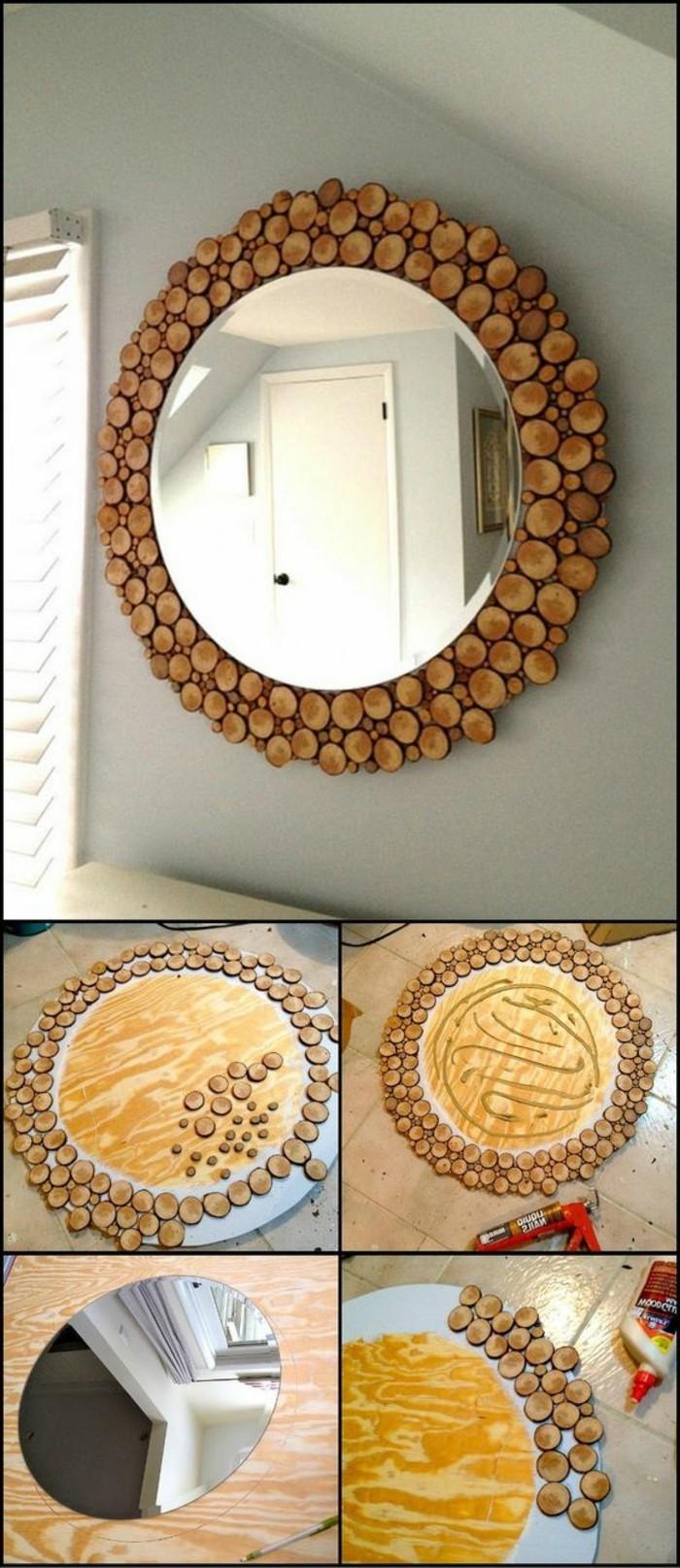 diy-moebel-diy-wohnideen-spiegel-mit-rahmen-aus-baumscheiben