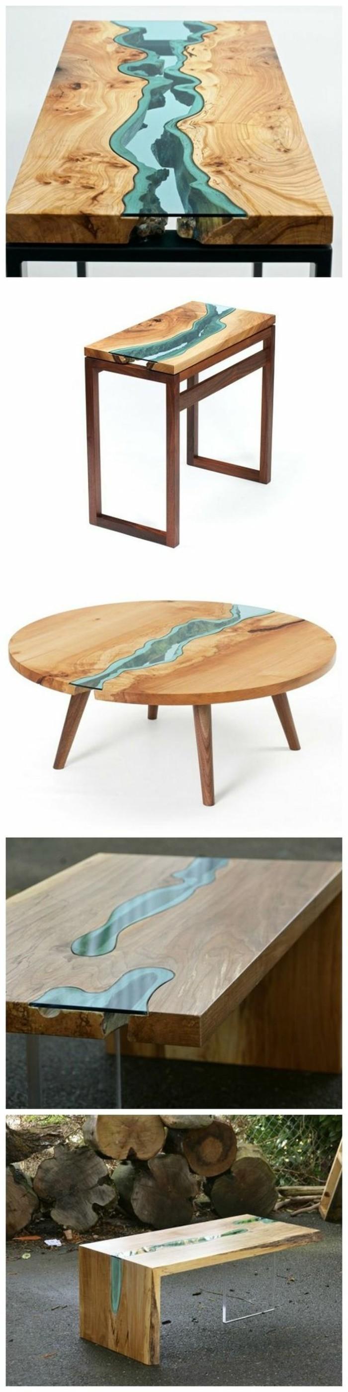 diy-moebel-kreative-wohnideen-tisch-aus-holz-und-glas-selber-bauen