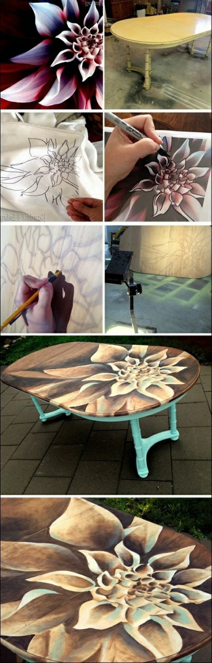 DIY furniture: 60 cool DIY ideas for your home