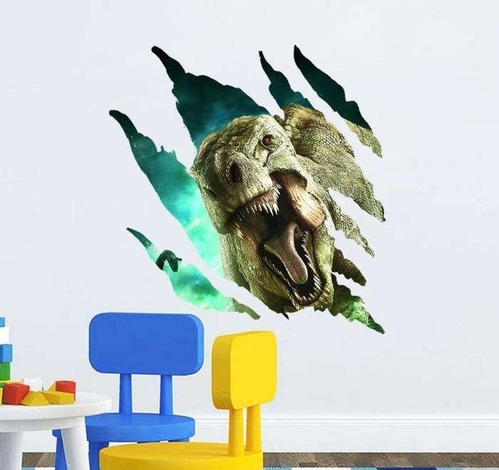 ein-dinosaurier-idee-fuer-ein-wandtattoo-fuer-das-kinderzimmer