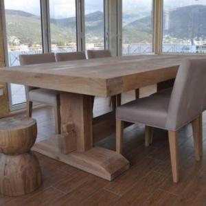 Esstische aus Massivholz - Ideen und Designs