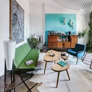 Farbgestaltung Wohnzimmer - Interieurgestaltung