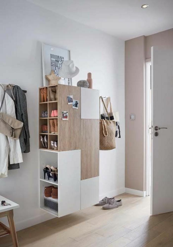 Flur deko faszinierende ideen f r ihr zuhause for Flur garderoben paneele