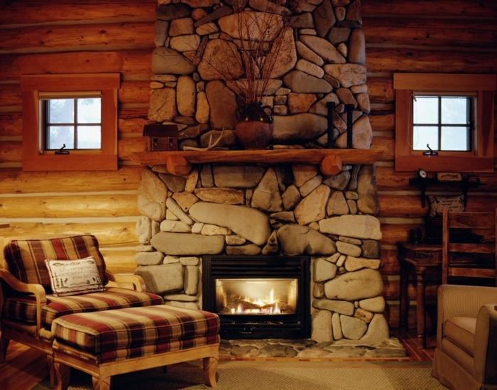 w rme und gem tlichkeit einrichtungstipps rund um den kamin. Black Bedroom Furniture Sets. Home Design Ideas