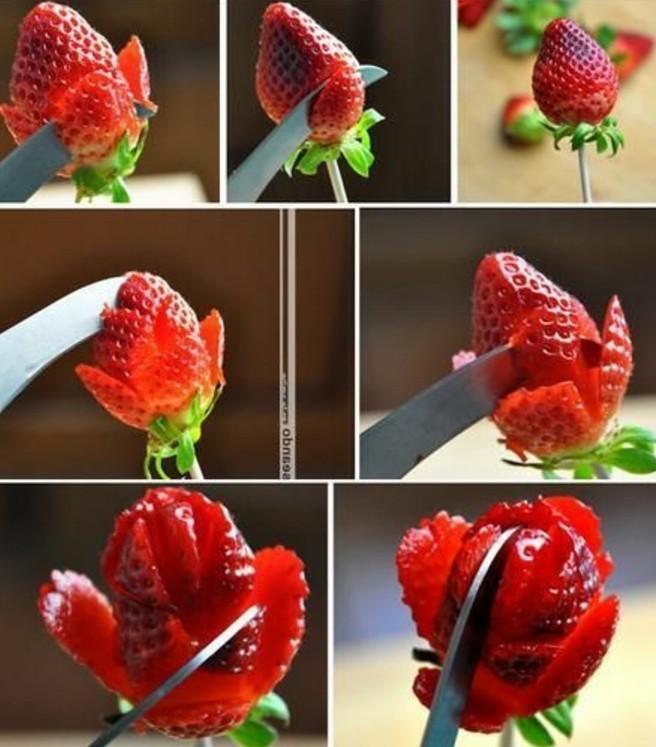 geschenke-aus-der-kuche-romantik-geschenke-aus-der-kuche-erdbeeren-blumen