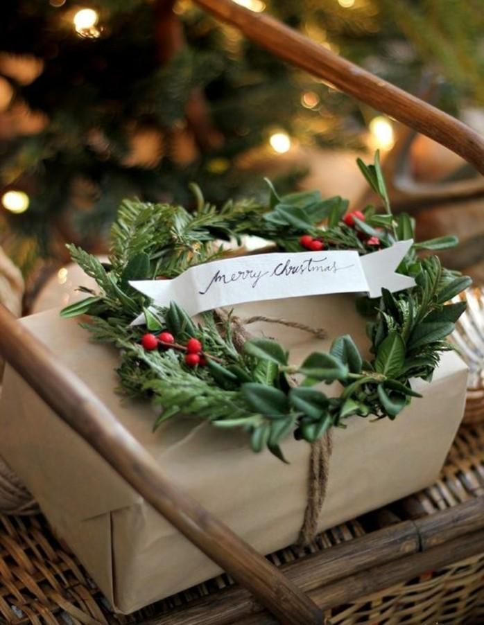 geschenkverpackung-verpackungen-basteln-zweige-adventskranz