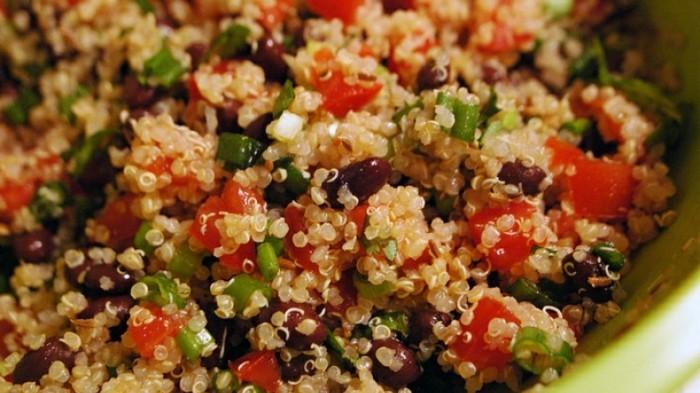 Die einfachsten 104 QuinoaRezepte für 2019