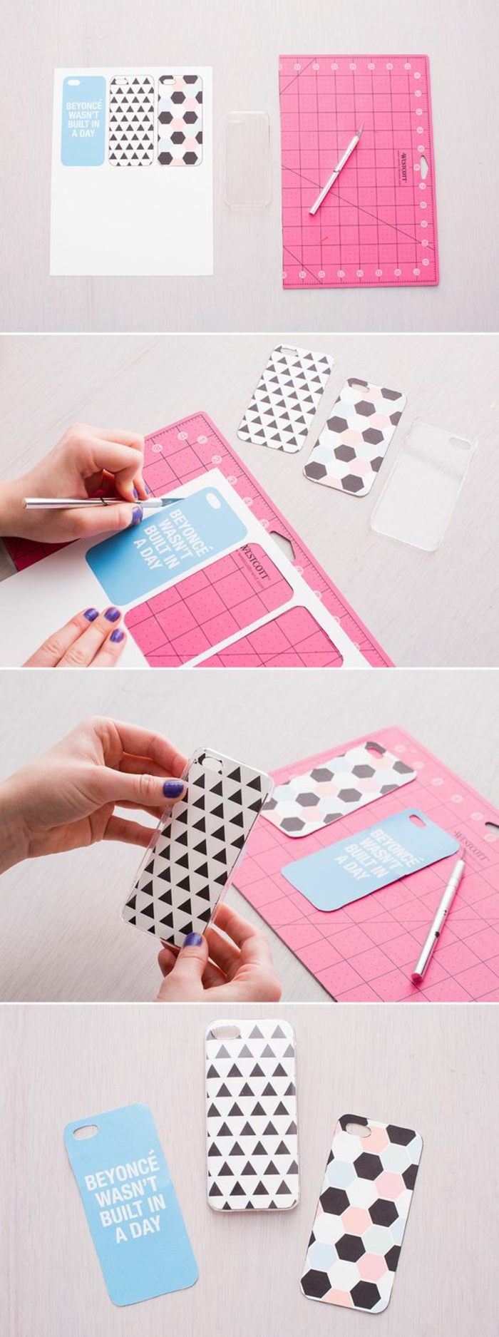 handyhulle-selbst-gestalten-handyhulle-gestalten-mit-buntem-papier