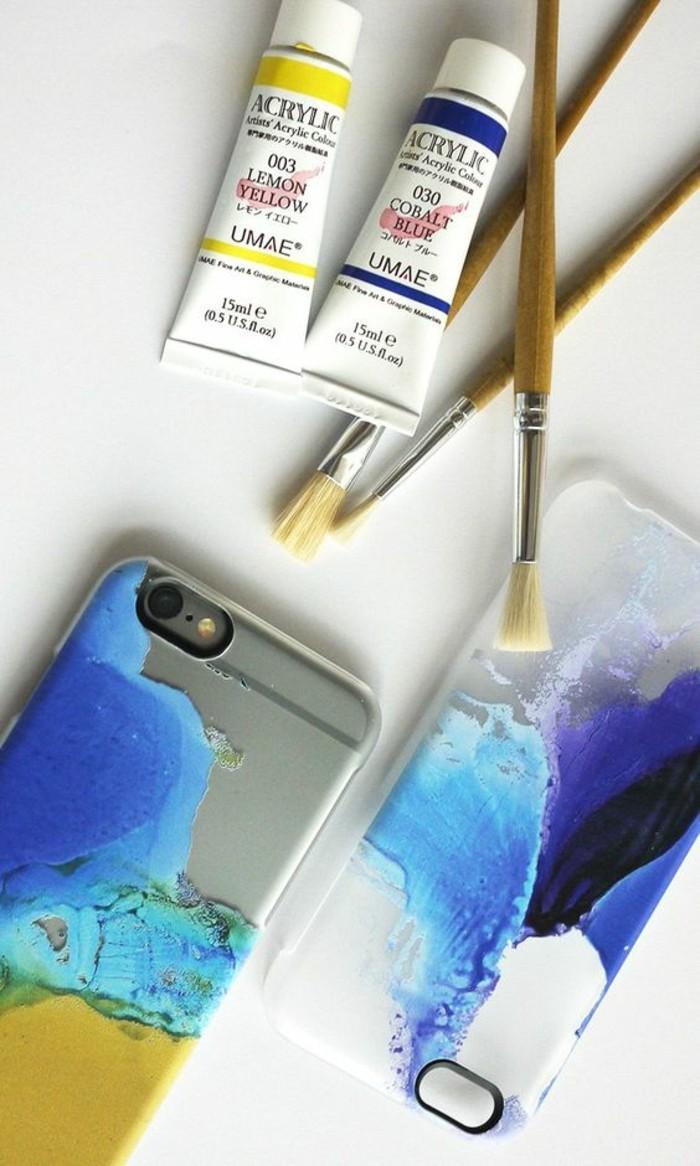handyhulle-selbst-gestalten-handyhullen-selber-gestalten-mit-akrylfarben