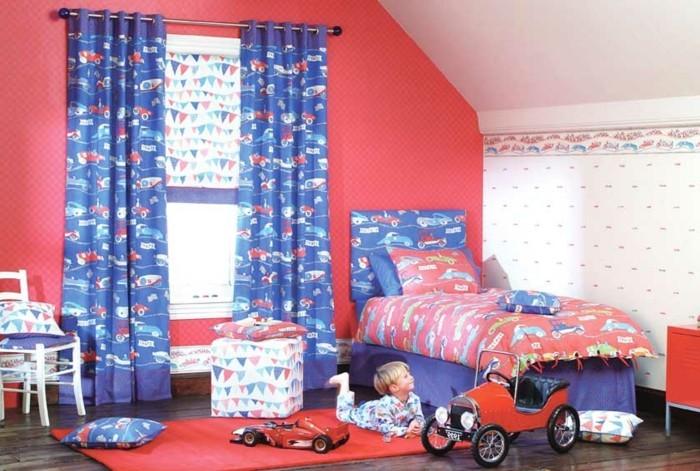 Ideen für Deckengestaltung im Kinderzimmer Bereiche zum Lernen und Spielen