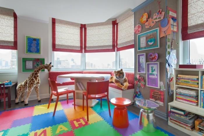 Kinderzimmer einrichtung und m bel f r kinder - Sitzecke kinderzimmer ...