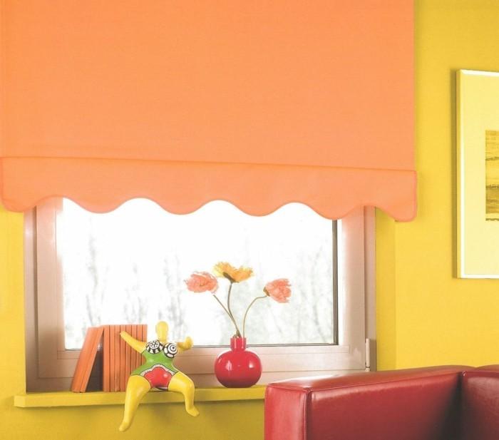 kinderzimmer-fensterdeko-farbenfrohes-plissee