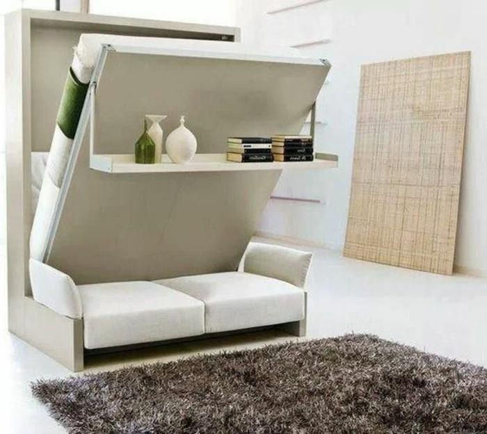 kleines-zimmer-einrichten-sofa-bett-brauner-teppich
