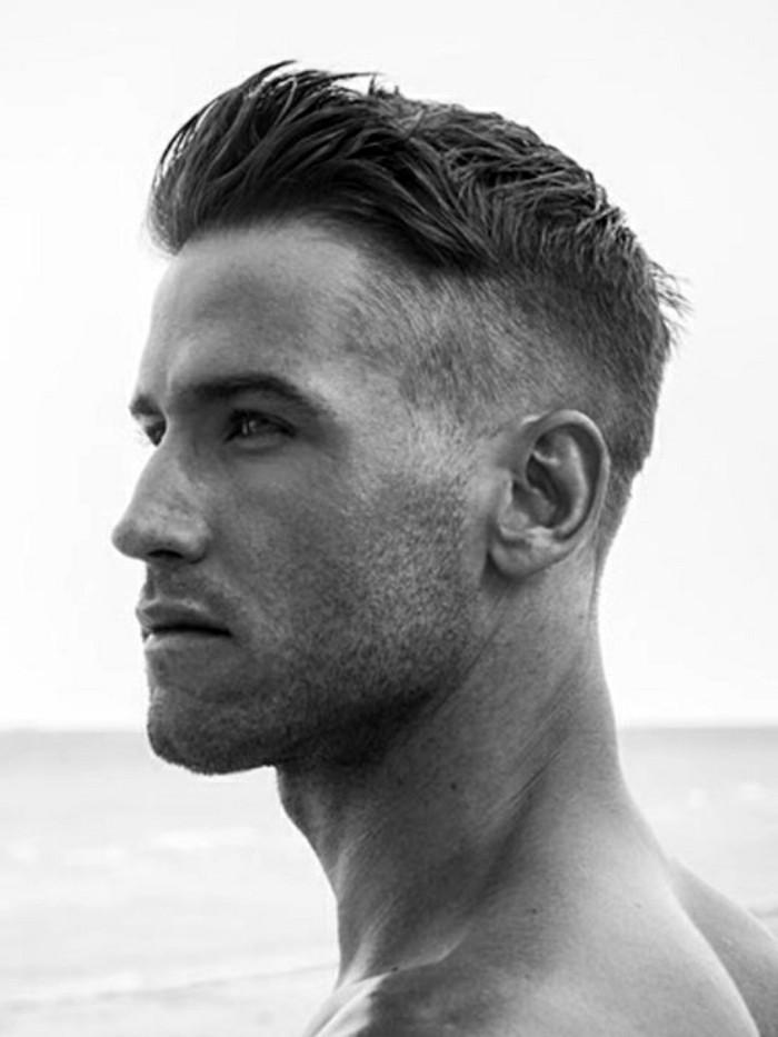 Trendfrisuren für Männer: aktuelle Haarschnitte für 27 ...