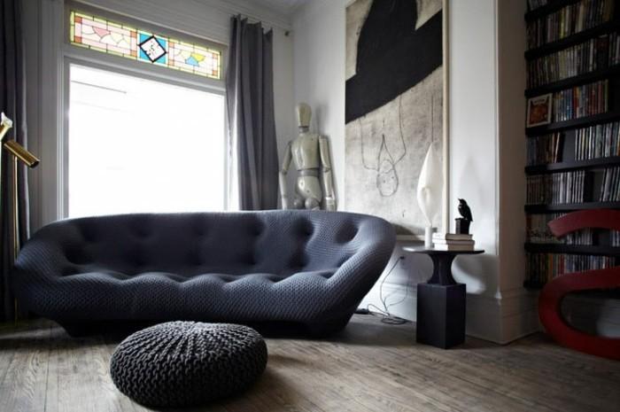 moderne möbel für moderne wohnung: 45 einrichtungsideen - archzine