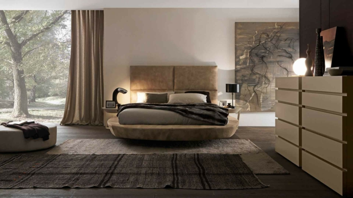 moderne m bel f r moderne wohnung 45 einrichtungsideen. Black Bedroom Furniture Sets. Home Design Ideas