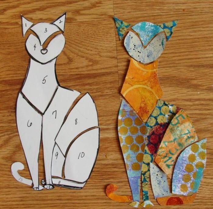 Mosaik Basteln Prachtvolle Kunstwerke Schaffen Archzine Net