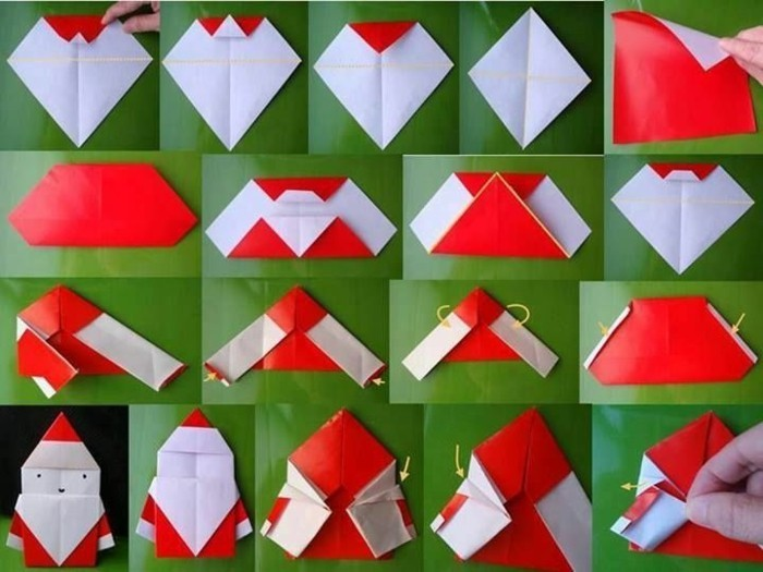 origami weihnachten my blog. Black Bedroom Furniture Sets. Home Design Ideas