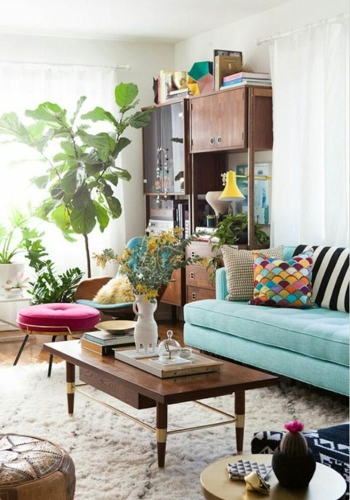 Inspirierende dekoideen kleiner innen gartenbereich for Wohnzimmer dekorieren ideen