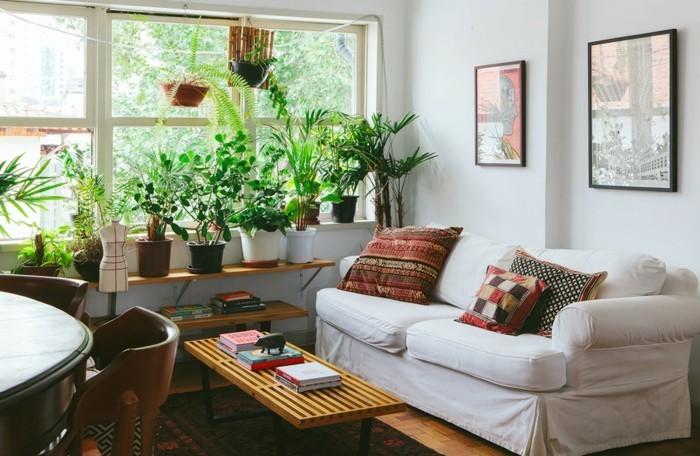Inspirierende dekoideen kleiner innen gartenbereich - Dekotipps wohnzimmer ...