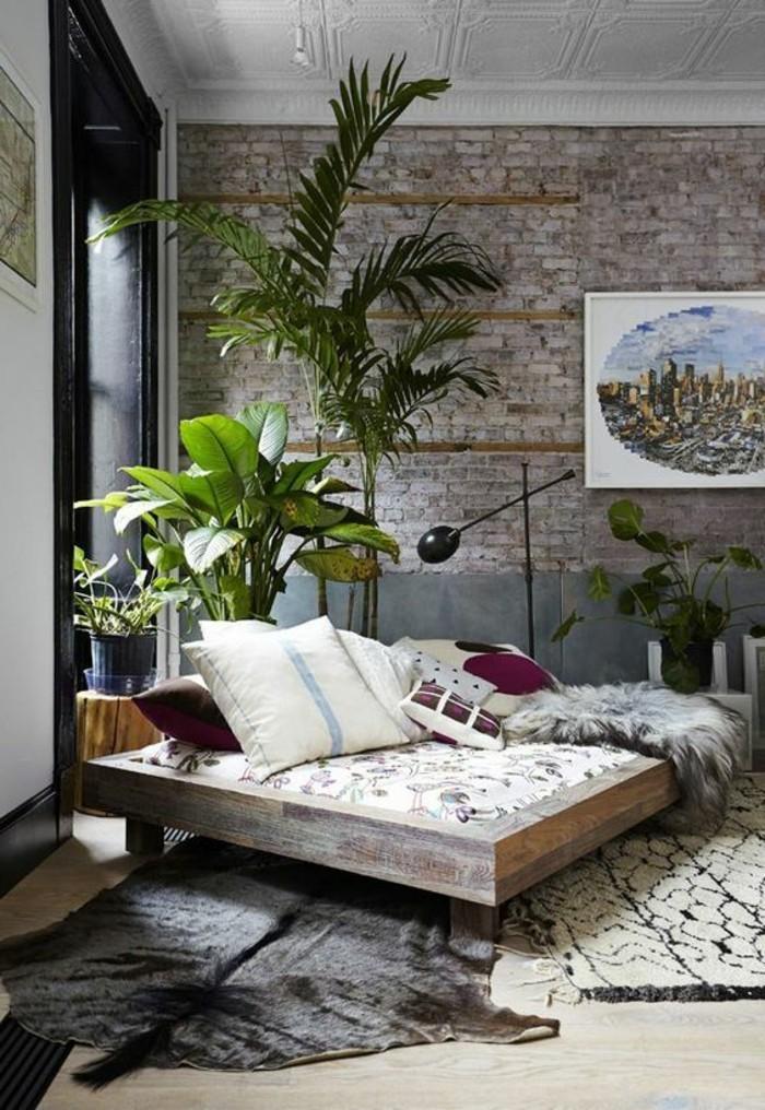 Inspirierende dekoideen kleiner innen gartenbereich - Dekotipps schlafzimmer ...