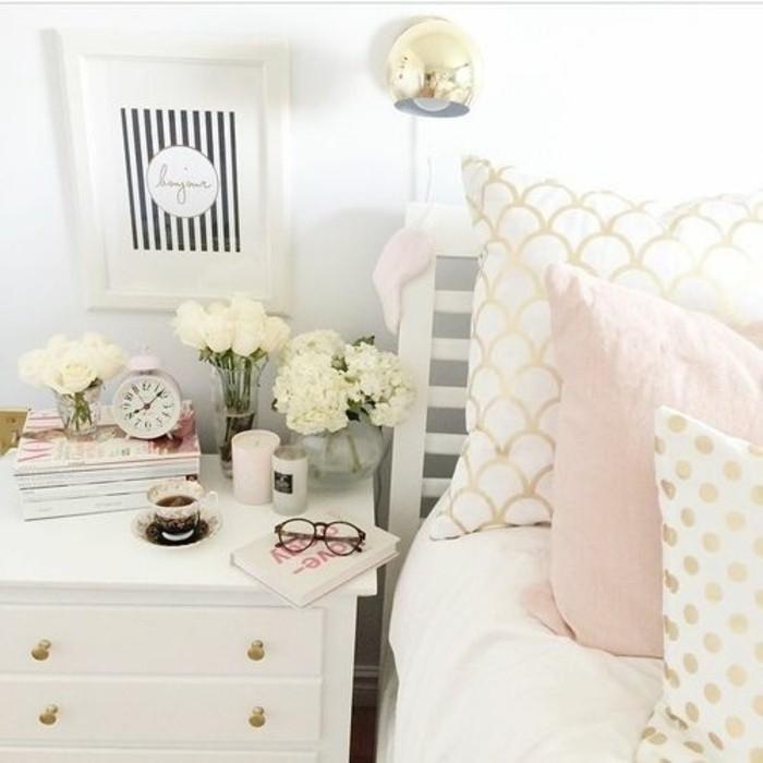 Schlafzimmer dekorieren gestalten sie ihre wohlf hloase for Deko bilder schlafzimmer