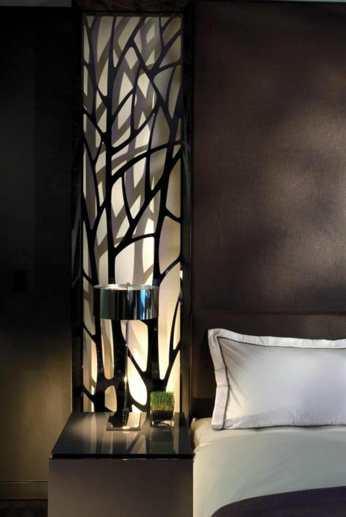 schlafzimmer-in-schwarz-dekorieren-belchetung-schlafzimmer-ideen