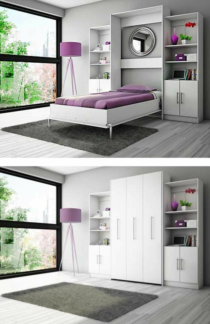 bett schrank kombination full size of schmink undisch in einem klappbett bett galileo. Black Bedroom Furniture Sets. Home Design Ideas