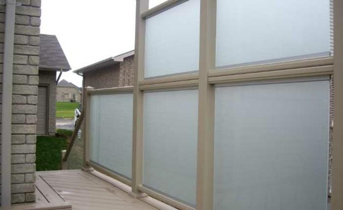 Garten Trennwand Glas – godsriddle.info
