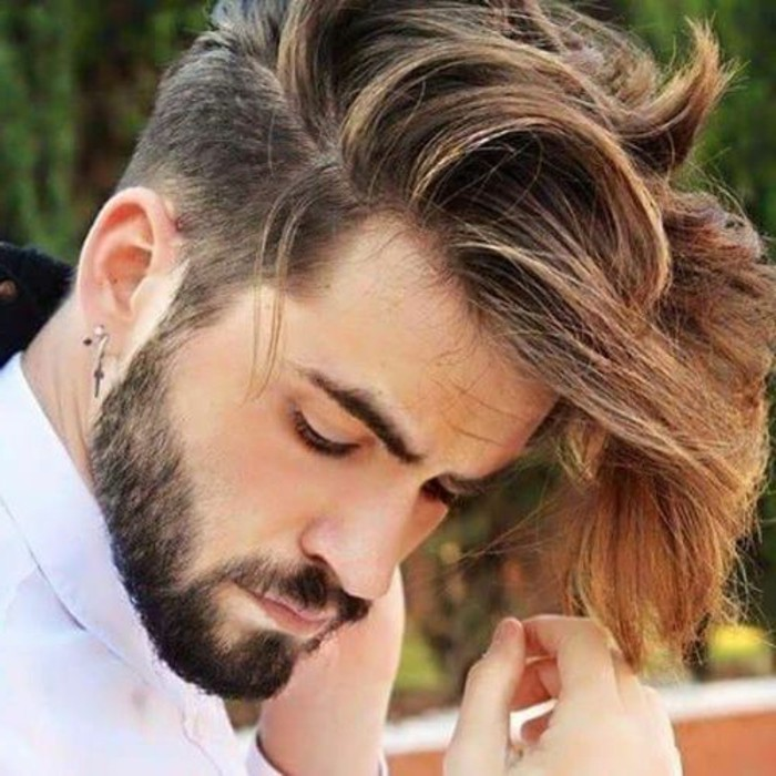 Trend hairstyles for men: current haircuts for 2017